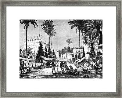Maluku Islands Framed Print by Collection Abecasis