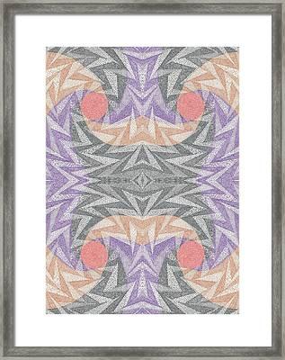 Mamm 0-1 Framed Print