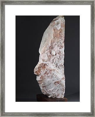 Man ...  Framed Print by Manuel Abascal