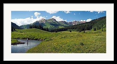 Gunnison Framed Prints