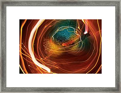 Man Move 0069 Framed Print