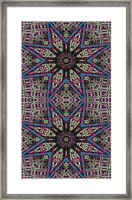 Mandala 31 For Iphone Double Framed Print