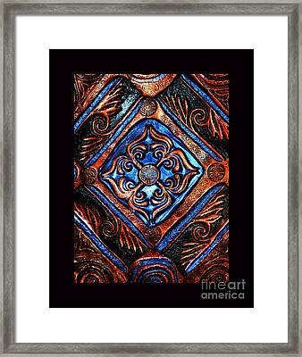 Mandala Framed Print by Susanne Still