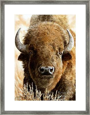 Manifest Destiny  Sold Framed Print