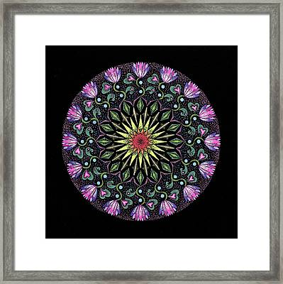 Manifestation Framed Print