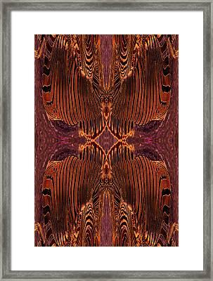 Manifesting Mirage 2014 Framed Print by James Warren