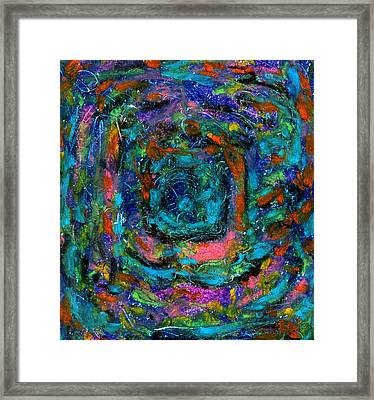 Manific Framed Print by Yuri Lushnichenko