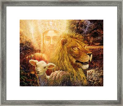Manifold Majesty Framed Print by Graham Braddock