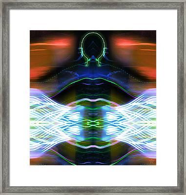 Manipura Framed Print by KAndYSTaR