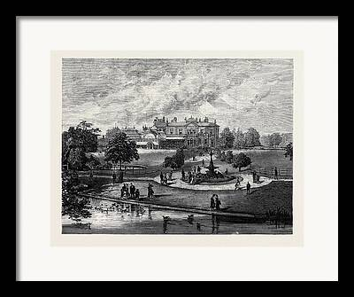 Manley Drawings Framed Prints