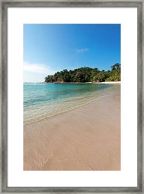 Manuel Antonio National Park, Costa Rica Framed Print by Susan Degginger
