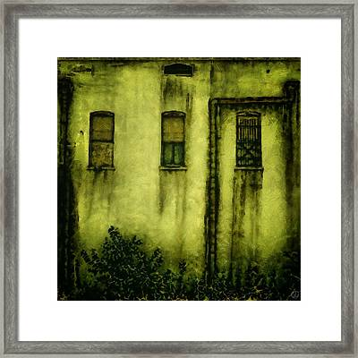 Many Generations Lived Here Framed Print