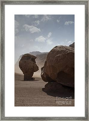 Marble Canyon No. 2 Framed Print by Dave Gordon