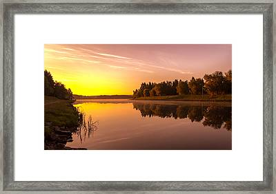 Marble Thoughts Framed Print by Matti Ollikainen