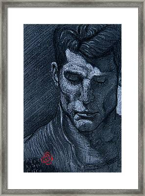 Marcello Framed Print
