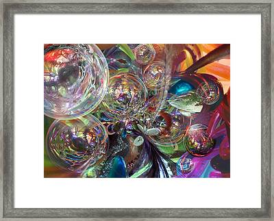 March 24th 2011 Framed Print