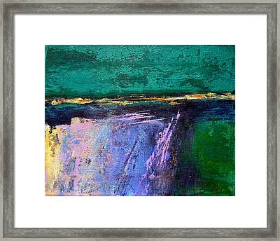 March Crossing Framed Print