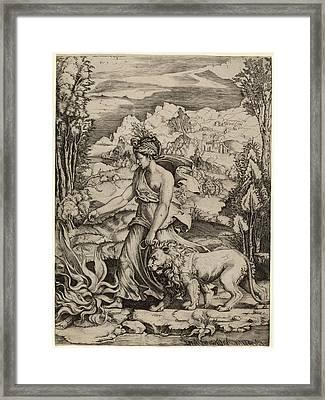 Marco Dente Italian Framed Print by Quint Lox