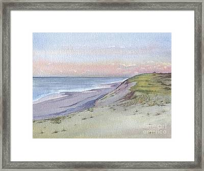 Marconi View Framed Print
