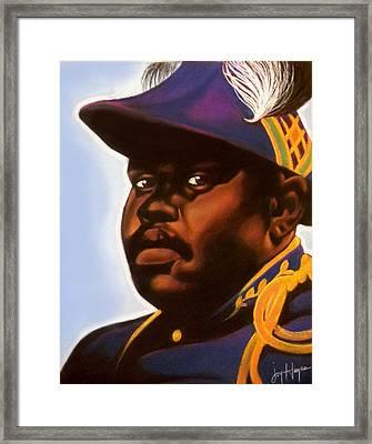 Marcus Mosiah Garvey Framed Print by Joyce Hayes