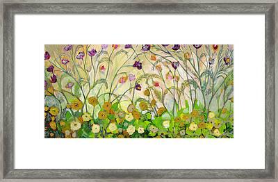Mardi Gras Framed Print by Jennifer Lommers