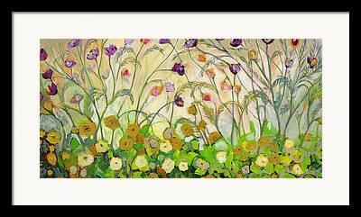 Marigolds Framed Prints