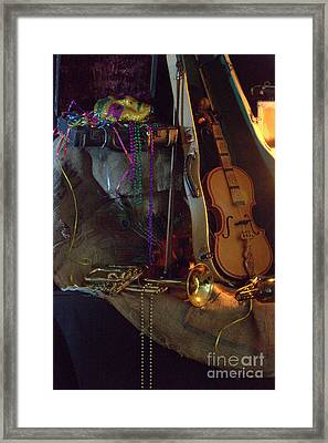Mardi Next Morning Framed Print by Joe Jake Pratt
