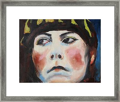 Mardi.gras Framed Print