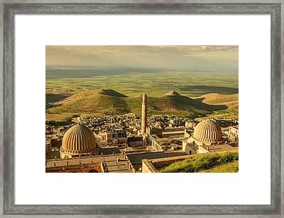 Mardin - 2 Framed Print by Okan YILMAZ