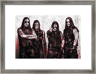 Marduk Framed Print