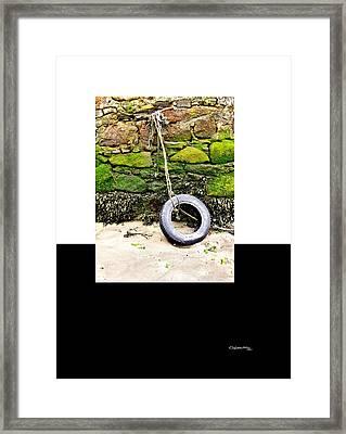 Mareas Baixas Framed Print