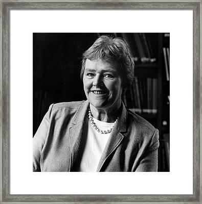 Margaret Penston Framed Print