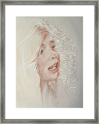 Margaux 1 Framed Print