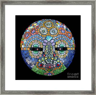 Marge Framed Print by Valerie Fuqua