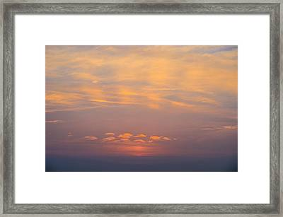 Margie's Miracle  Framed Print