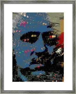 Marginal Framed Print by Don Teramano