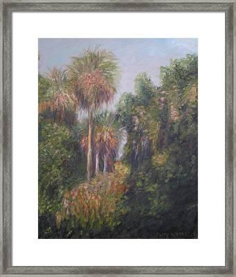 Margorie Kinnan Rawlings State Park Framed Print