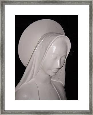 Maria 2008 Framed Print
