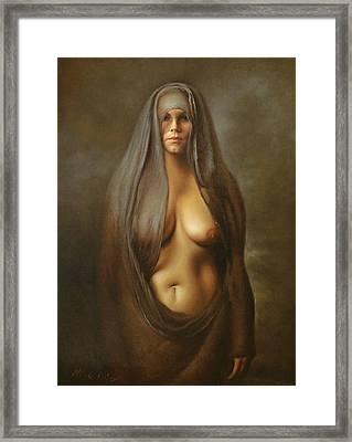 Maria Magdalena Framed Print
