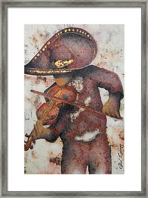 Mariachi I Framed Print