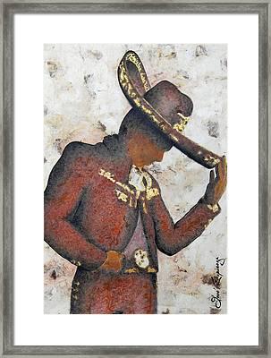 Mariachi  II Framed Print
