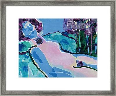 Marianne Framed Print