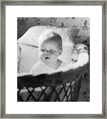 Marianne Mayer Framed Print by Emilio Segre Visual Archives/american Institute Of Physics