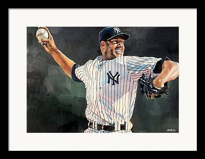 Cooperstown Paintings Framed Prints
