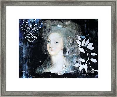 Marie Antoinette Framed Print by Venus