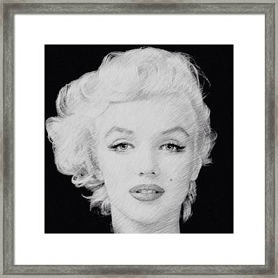 Marilyn Monroe 1 Framed Print