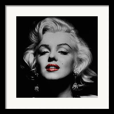 Marilyn Photographs Framed Prints