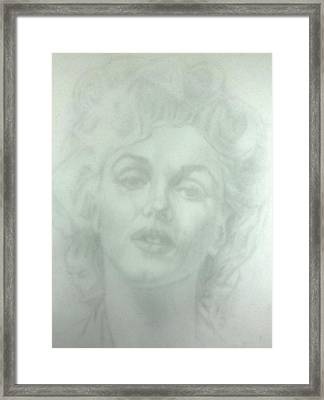 Marilyn Monroe 4 Framed Print