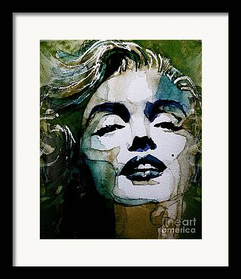 Monroe Framed Prints