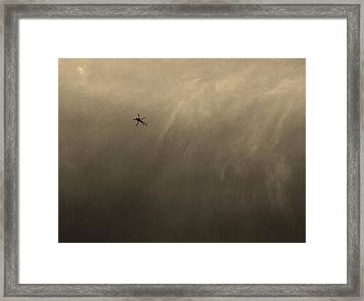 Marine One Framed Print by Robert Geary